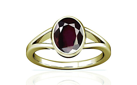 Garnet Panchdhatu Ring (A2)