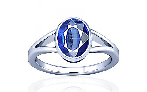 Kyanite Silver Ring (A2)