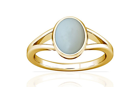 Moonstone Gold Ring (A2)