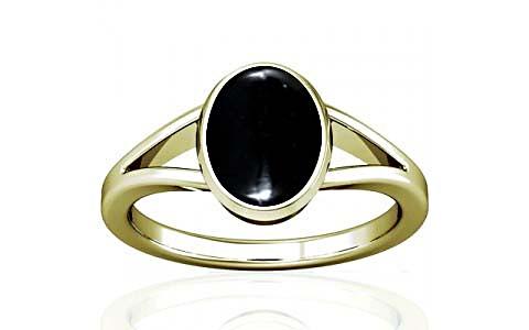 Black Onyx Panchdhatu Ring (A2)