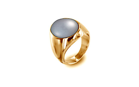 Pearl (Tahiti) Gold Ring (AP2)