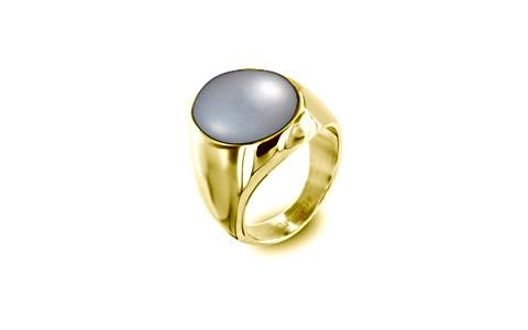Pearl (Tahiti) Panchdhatu Ring (AP2)