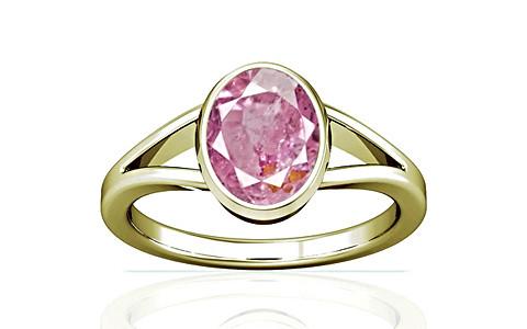 Pink Sapphire Panchdhatu Ring (A2)