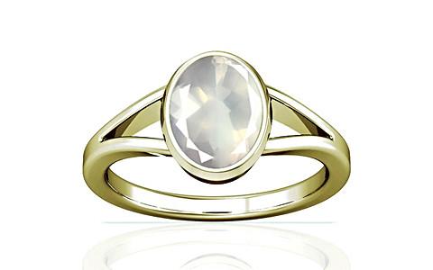 Rose Quartz Panchdhatu Ring (A2)