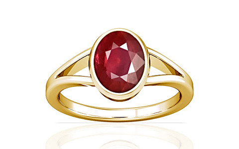 Ruby Gold Ring (A2)