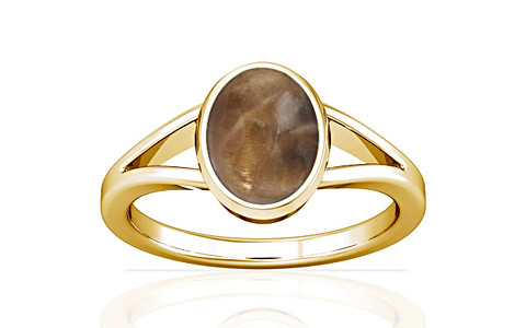 Sunstone Gold Ring (A2)