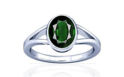 Tourmaline Silver Ring (A2)