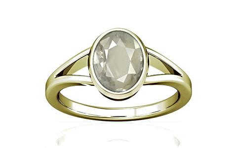 White Sapphire Panchdhatu Ring (A2)