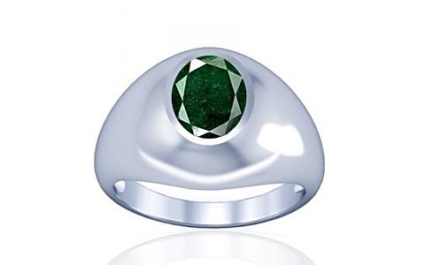 Aventurine Silver Ring (A3)