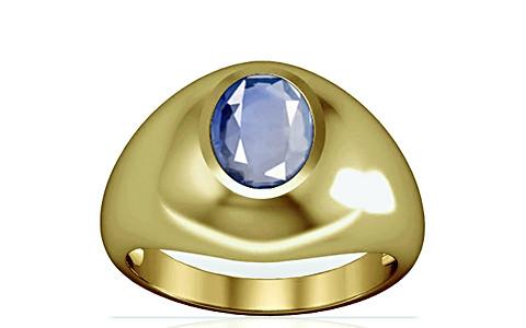 Blue Sapphire Panchdhatu Ring (A3)