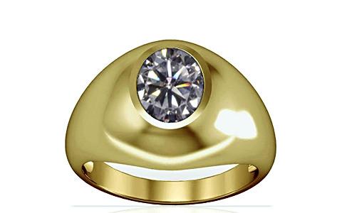 Cubic Zirconia Panchdhatu Ring (A3)