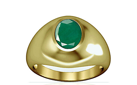 Emerald Panchdhatu Ring (A3)