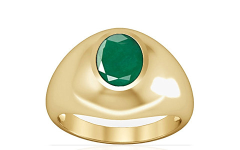 Emerald Gold Ring (A3)