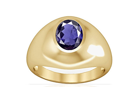Iolite Gold Ring (A3)