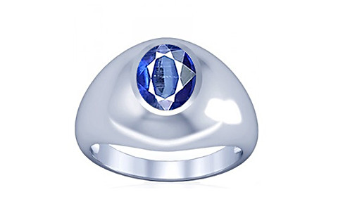 Kyanite Silver Ring (A3)