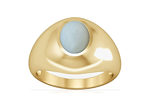 Moonstone Gold Ring (A3)