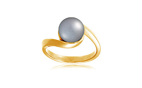 Pearl (Tahiti) Gold Ring (AP3)
