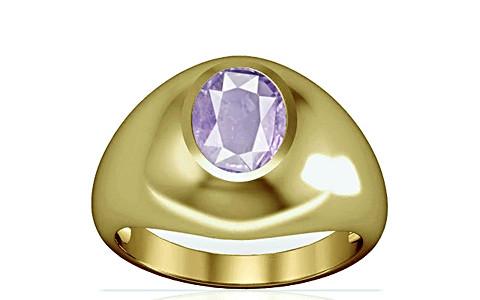 Purple Sapphire Panchdhatu Ring (A3)
