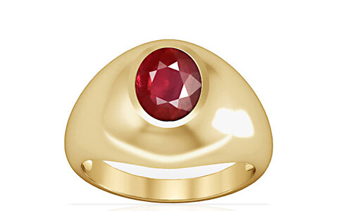 Ruby Gold Ring (A3)