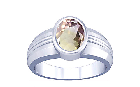 Ametrine Sterling Silver Ring (A4)
