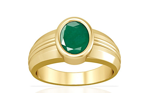 Emerald Gold Ring (A4)