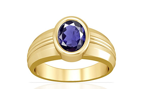 Iolite Gold Ring (A4)
