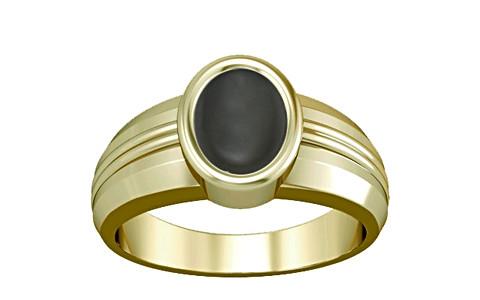 Gray Moonstone Panchdhatu Ring (A4)