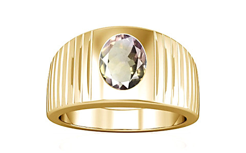Ametrine Gold Ring (A5)