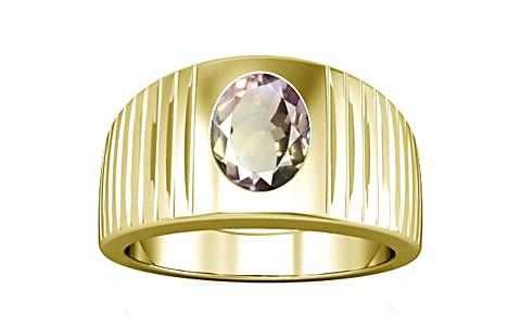 Ametrine Panchdhatu Ring (A5)