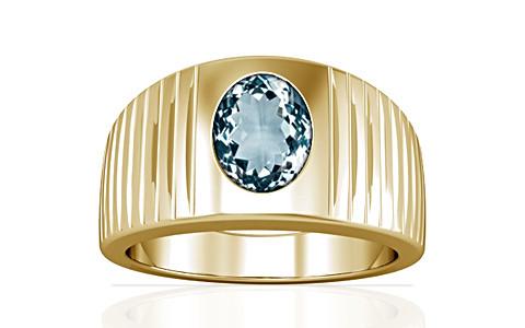 Aquamarine Gold Ring (A5)