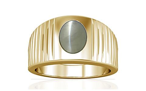 Chrysoberyl Cats Eye Gold Ring (A5)