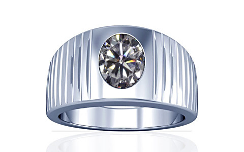 Cubic Zirconia Silver Ring (A5)