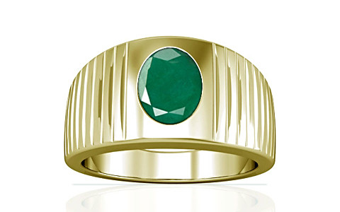 Emerald Panchdhatu Ring (A5)