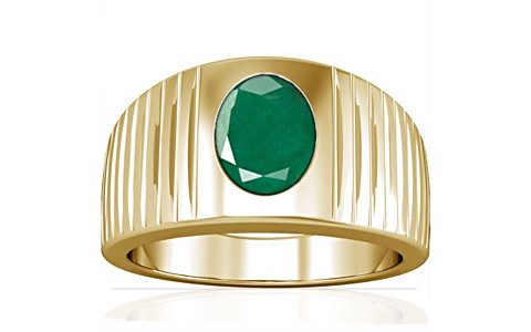 Emerald Gold Ring (A5)