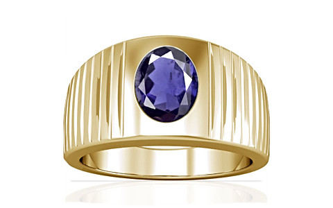 Iolite Gold Ring (A5)