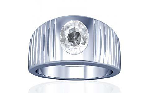 Black Onyx Silver Ring (A5)