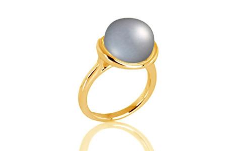 Pearl (Tahiti) Gold Ring (AP5)