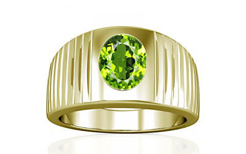 Peridot Panchdhatu Ring (A5)