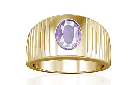 Purple Sapphire Gold Ring (A5)