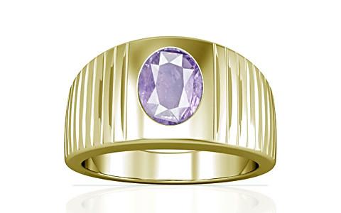 Purple Sapphire Panchdhatu Ring (A5)