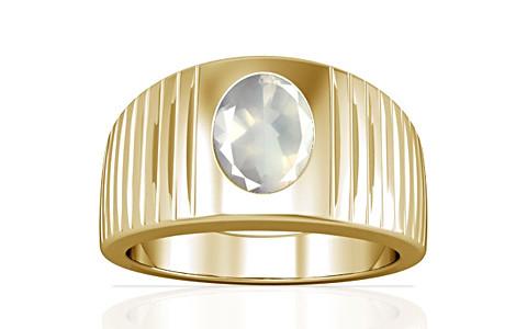 Rose Quartz Gold Ring (A5)