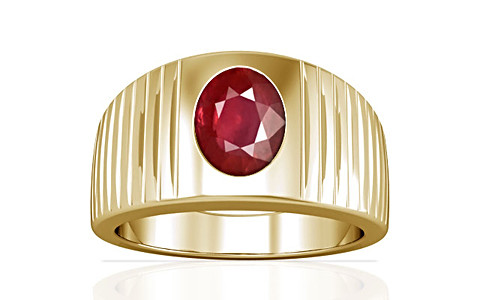 Ruby Gold Ring (A5)