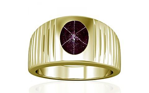 Star Ruby Panchdhatu Ring (A5)