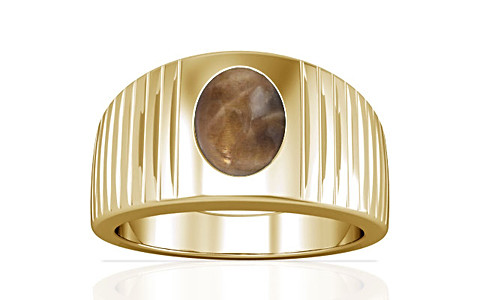 Sunstone Gold Ring (A5)