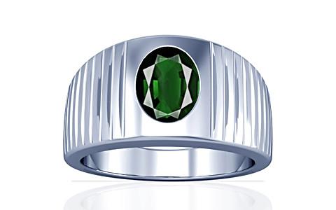 Tourmaline Silver Ring (A5)