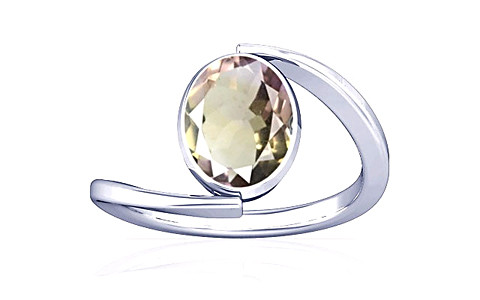 Ametrine Sterling Silver Ring (A6)