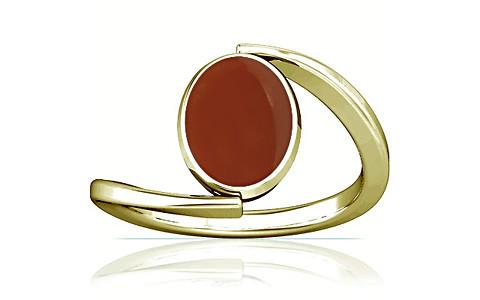 Carnelian Panchdhatu Ring (A6)