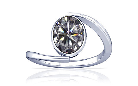 Cubic Zirconia Silver Ring (A6)