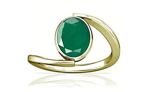 Emerald Panchdhatu Ring (A6)