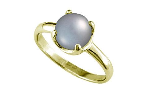 Pearl (Tahiti) Gold Ring (AP6)